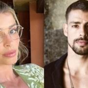 Grazi Massafera encantou ao mostrar sua filha com o ator Cauã Reymond