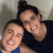 Marcella Fogaça e Joaquim Lopes são pais de duas meninas