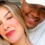 Léo Santana e Lorena Improta contaram se sua bebê nasceu