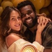 Rafael Zulu e Aline Becker esperam o primeiro filho juntos