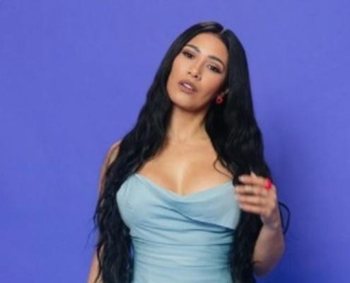 A cantora Simaria é mãe de duas crianças