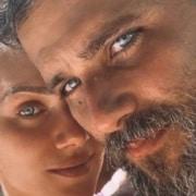 Os atores Bruno Gagliasso e Giovanna Ewbank vão passar um tempo em Salvador