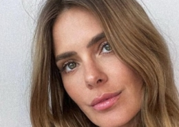 Carolina Dieckmann surpreendeu em rara aparição com seu filho