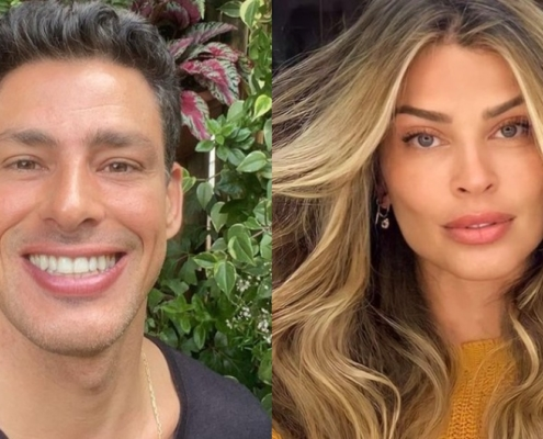 Cauã Reymond fez uma declaração para sua filha com Grazi Massafera