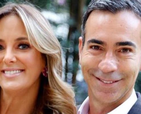 Ticiane Pinheiro mostrou Manuella encantada com o papai César Tralli