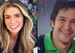 Giovanna Antonelli mostrou as filhas gêmeas e o filho com Murilo Benício