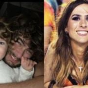 Rafael Vitti e Tatá Werneck comemoraram o aniversário de sua bebê