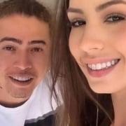 A ex-noiva de Whindersson Nunes, Maria Lina, falou sobre seu bebê